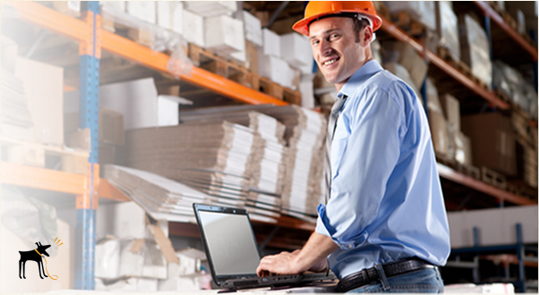 wifi for warehousing